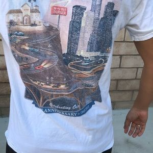 Vintage In in out Las Vegas t shirt